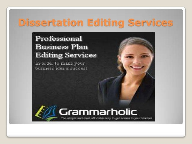 Professional Editing Services Online