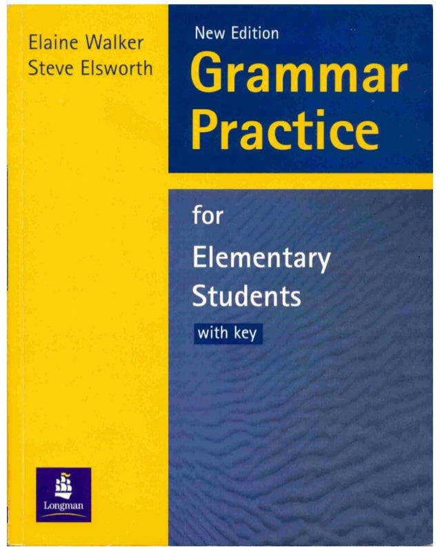 Grammar practice for_elementary_students