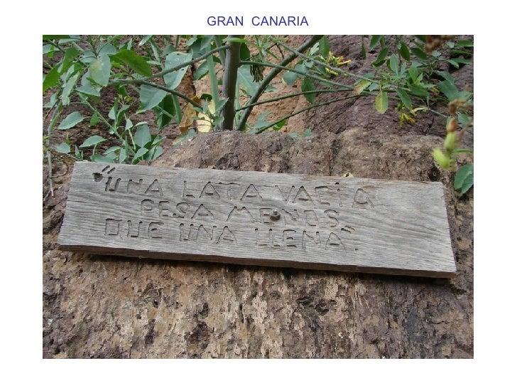 Gran Canaria, nuestra forma de ser