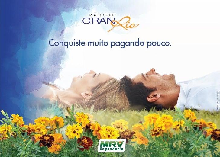 MRV Folder Gran Rio | Goiânia - GO