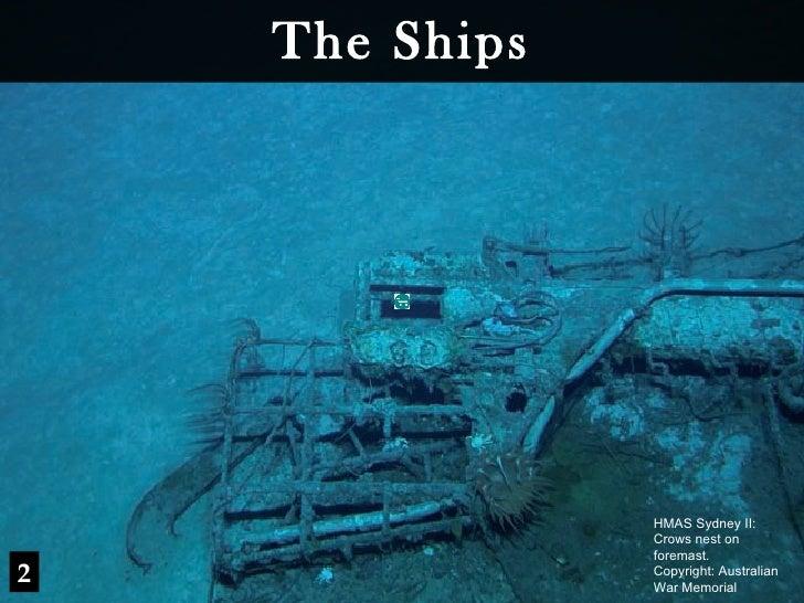 Finding HMAS Sydney Chapter 2 - Ships