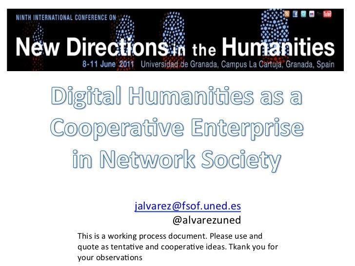 Granada0611 digital humanities