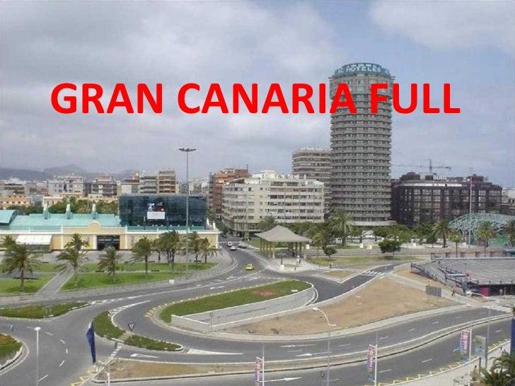 GRAN CANARIA FULL