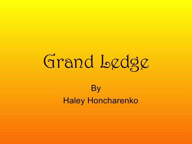 Grand Ledge