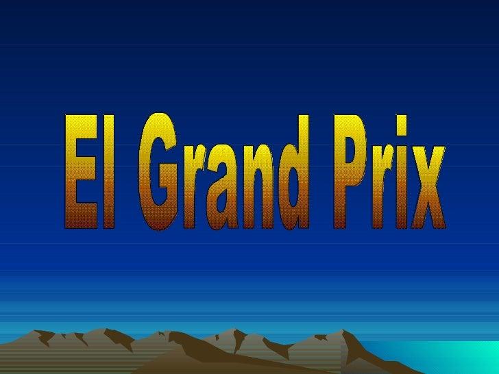 El Grand Prix