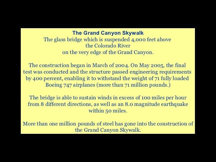 Grand canyon skywalk_
