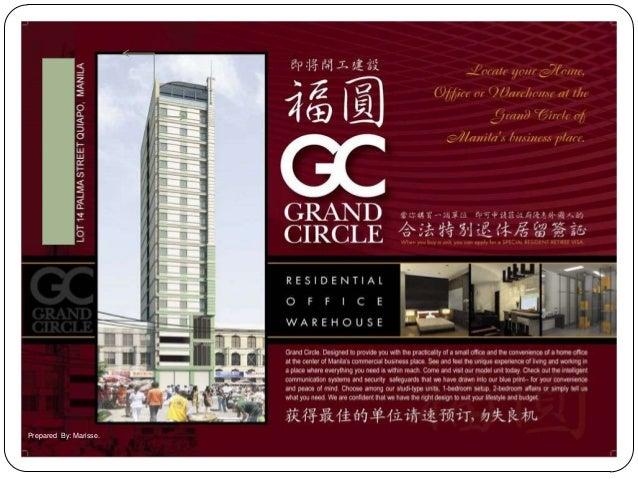Grand Circle Condominium Quiapo Manila