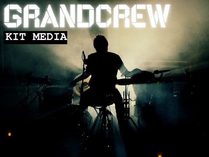 Grandcrew.com: revivre gratuitement les meilleurs concerts de la scène musicale émergente en vidéo