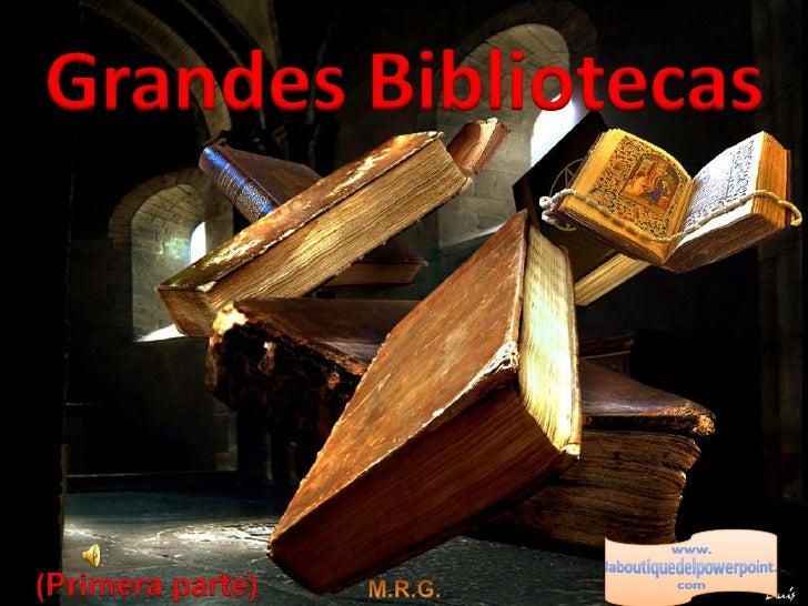 Grandes Bibliotecas1
