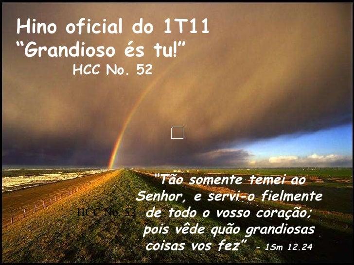 """"""" Tão somente temei ao Senhor, e servi-o fielmente de todo o vosso coração; pois vêde quão grandiosas coisas vos fez""""   - ..."""