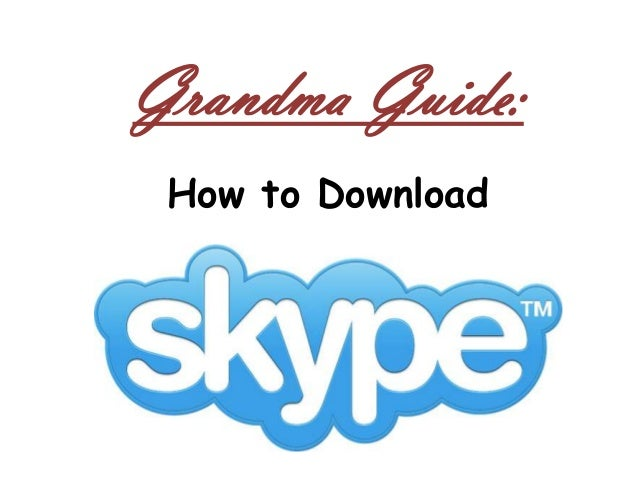 Grandma Guide: How to Download