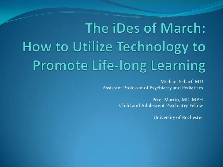 Michael Scharf, MDAssistant Professor of Psychiatry and Pediatrics                     Peter Martin, MD, MPH       Child a...