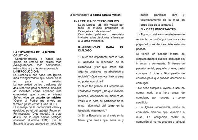 Gran Mision 2013 - Año de la fe -tripticos