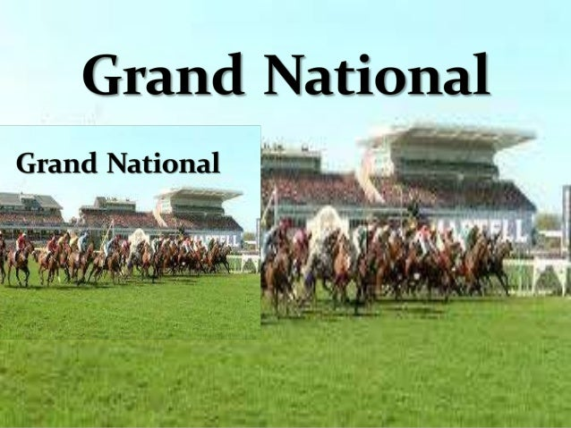 The Grand National is an equestrian competition in England. It is themost valuable jump race in Europe.