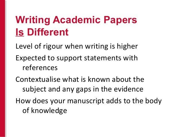 academic essay references