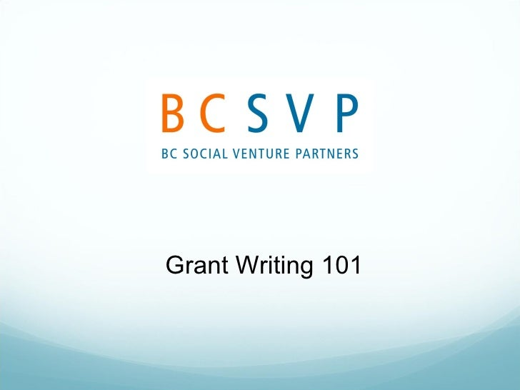 grant writing training foundation At any stage of your career, you'll be inspired by transformative training that  builds  i've had zero experience in writing grants but my passion to get my  project.