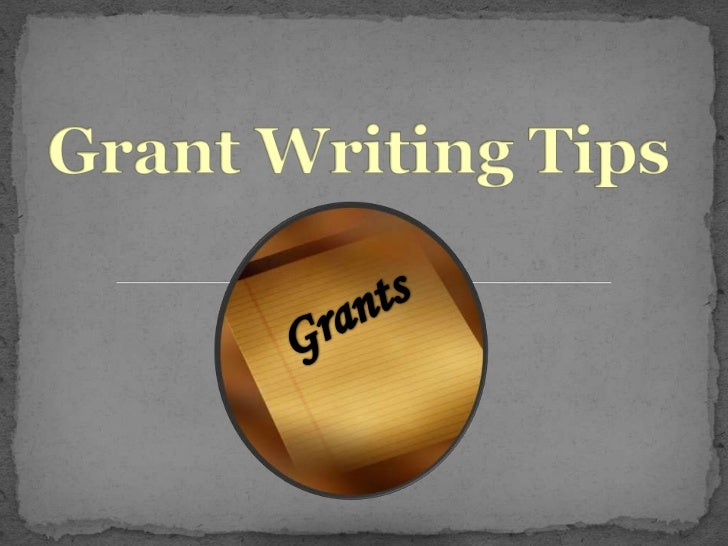 Grant Writing Tips<br />Grants<br />
