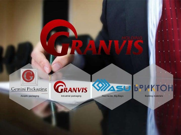 Granvis distribution