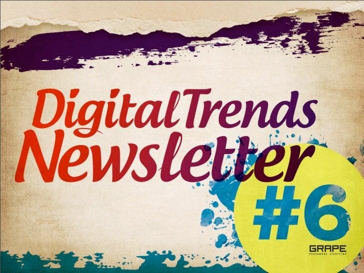 Grape Digital Trends Newsletter 6