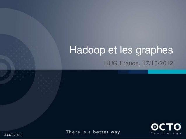 Hadoop Graph Analysis par Thomas Vial