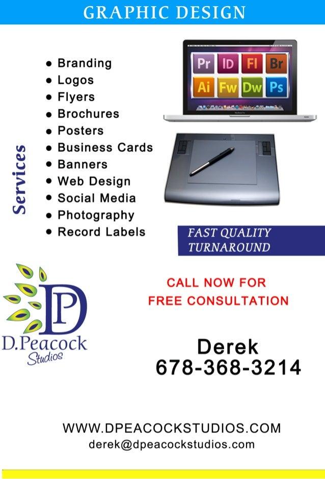 Graphic Design Service in Atlanta