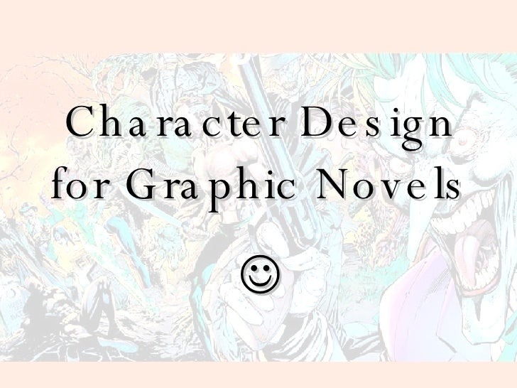  Character Design for Graphic Novels 