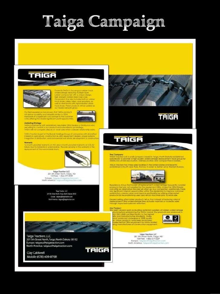 Taiga Campaign<br />