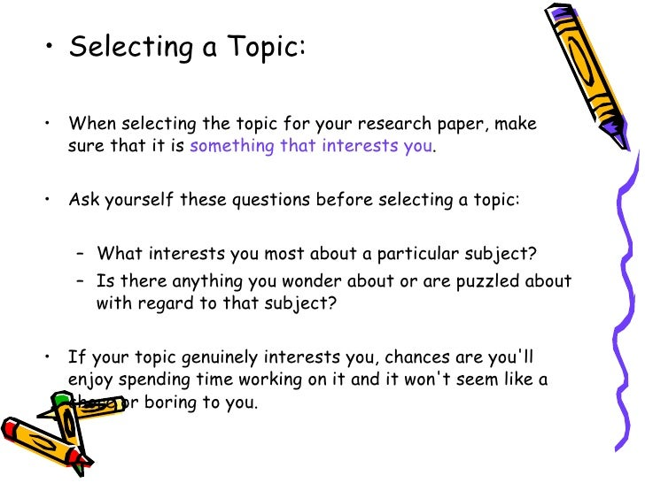 Essay Topic Generator