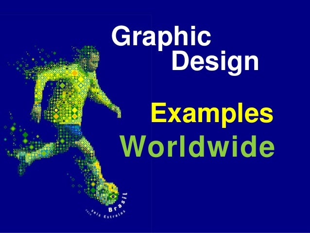 Graphic Design Examples Worldwide