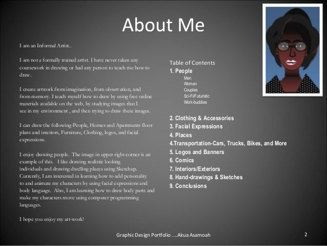 25 Best Examples Of About Me Pages