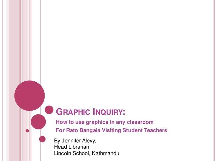 Graphic inquiry