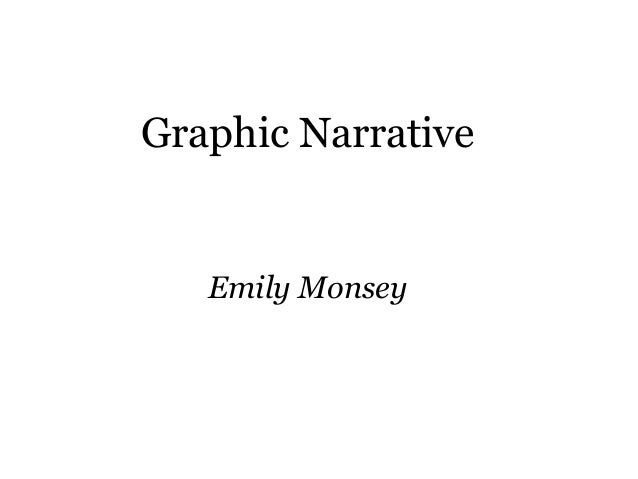 Graphic narrative  task 1