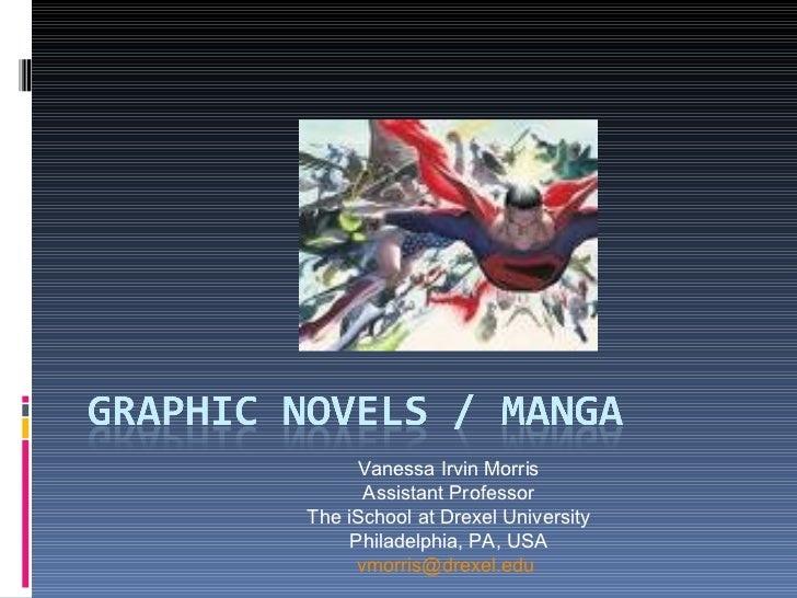 Graphic Novels: An Introduction