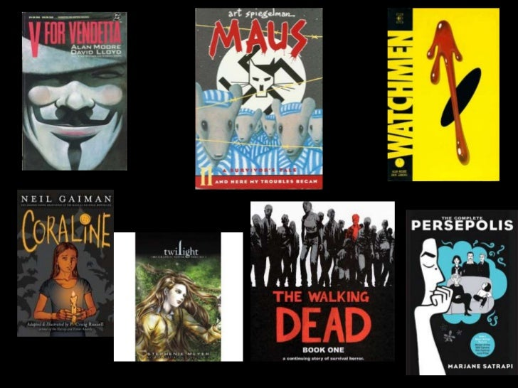 What are graphic novels?• Short History of  Graphic Novels• A Visual History