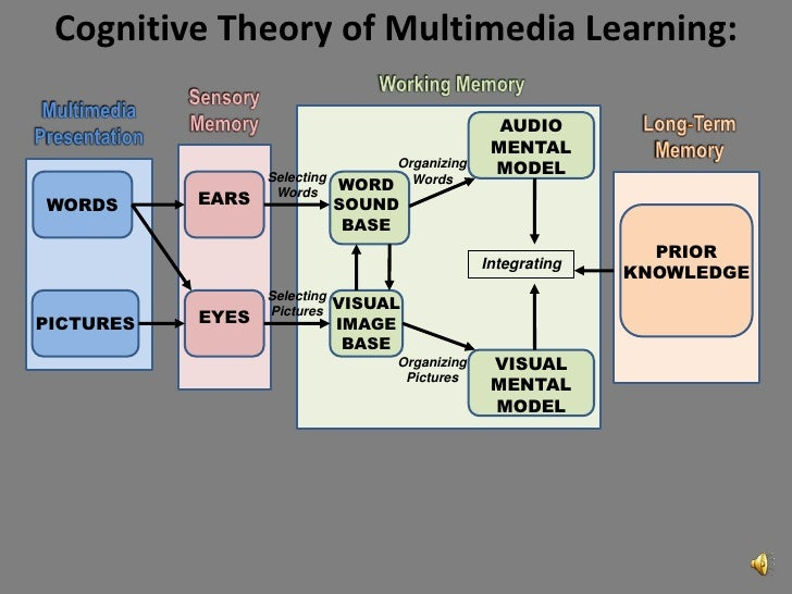 Cognitive theory learning disabilities