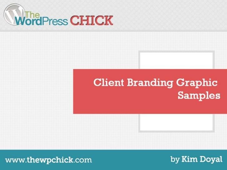 Branding Graphics Special