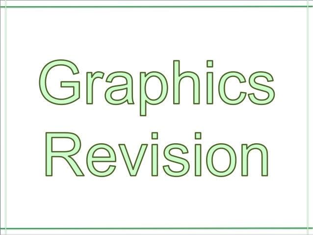 graphics aqa coursework