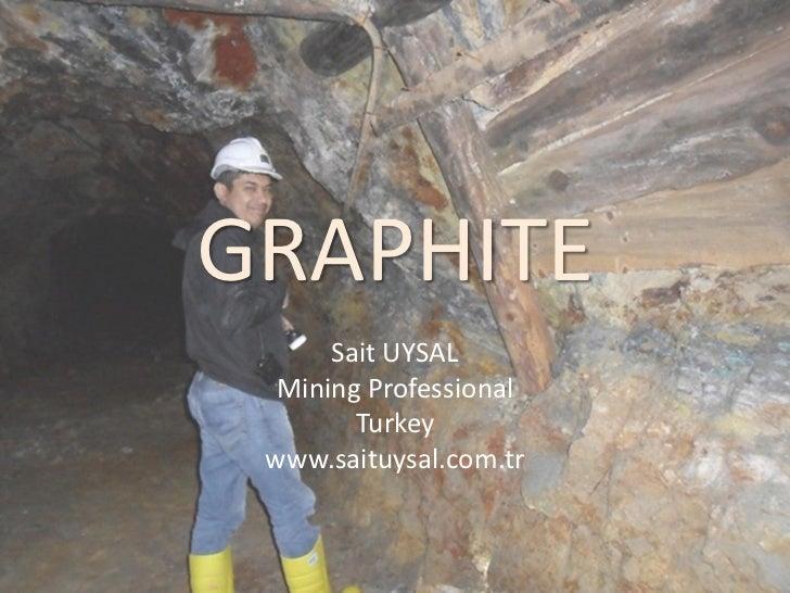 Graphite Presentation