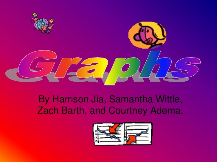 Graphs<br />By Harrison Jia, Samantha Wittle, Zach Barth, and Courtney Adema.<br />