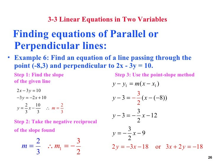 writing equations of lines given two points worksheet The writing a linear equation from two points (a) math worksheet from the algebra worksheets page at math-drillscom.