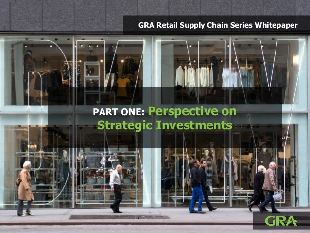 Retail Supply Chain Whitepaper