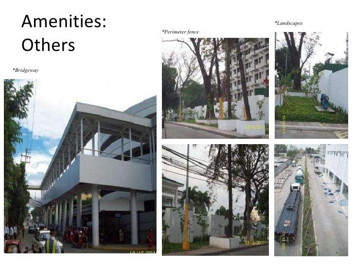 Amenities: Others *Bridgeway *Perimeter fence *Landscapes