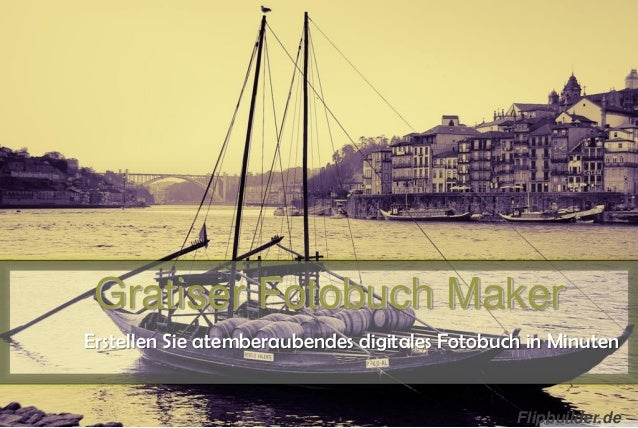 Gratiser Fotobuch Maker Erstellen Sie atemberaubendes digitales Fotobuch in Minuten Flipbuilder.de