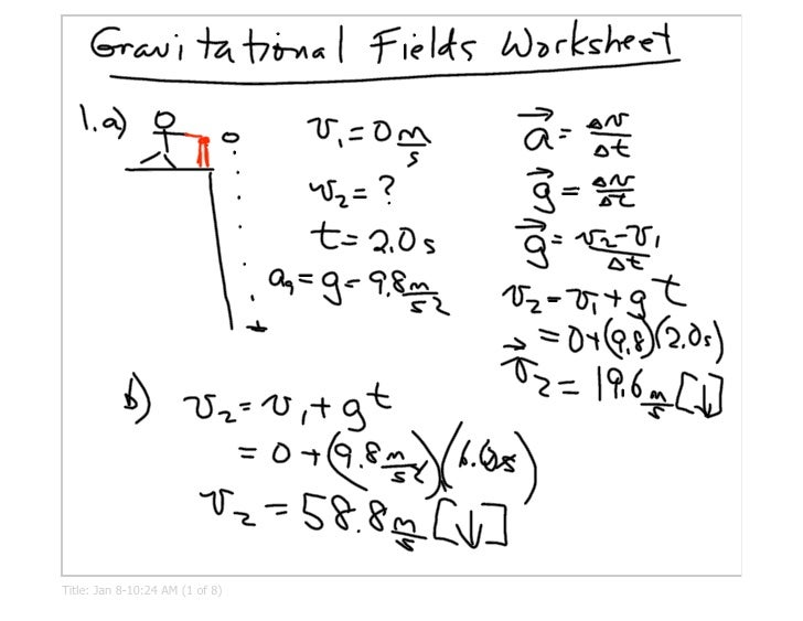 Gravfieldsworksheet