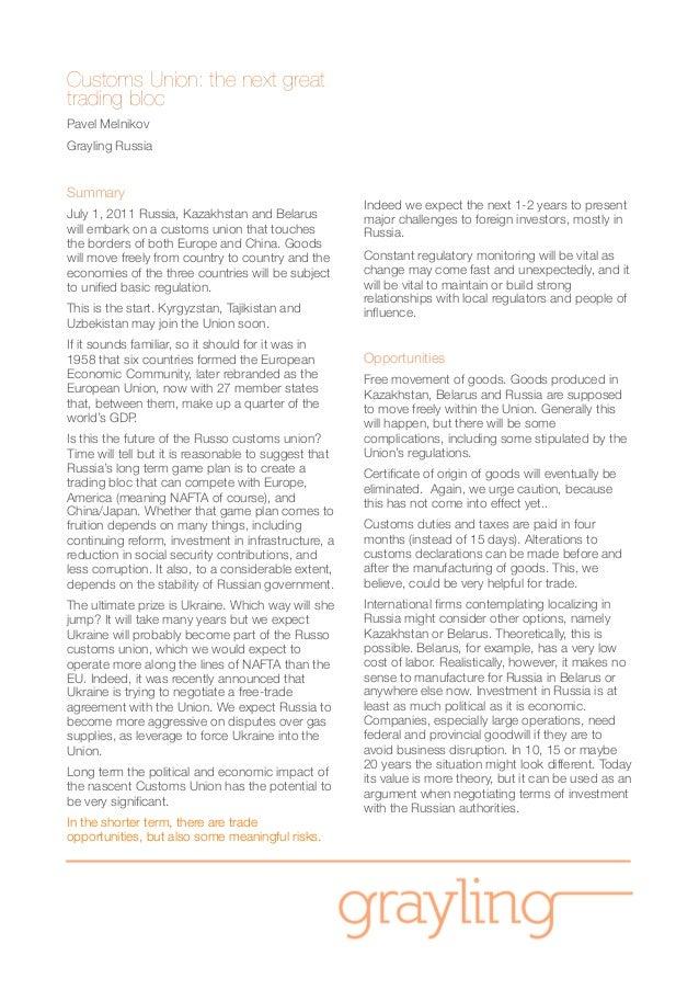 Grayling customs union_july_2011