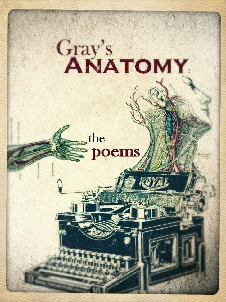 Gray's Anatomy: The Slides