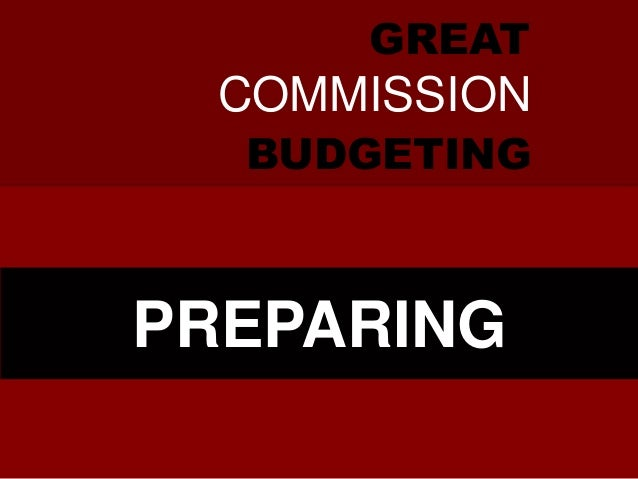 criticism of traditional budgeting A traditional budget starts with a list of your income and expenses after you subtract your expenses from your income, you adjust your spending levels and try to live on those budgeted goals for the rest of the year.
