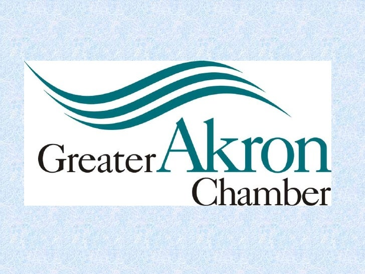 Greater Akron Chamber Membership Benefits Presentation