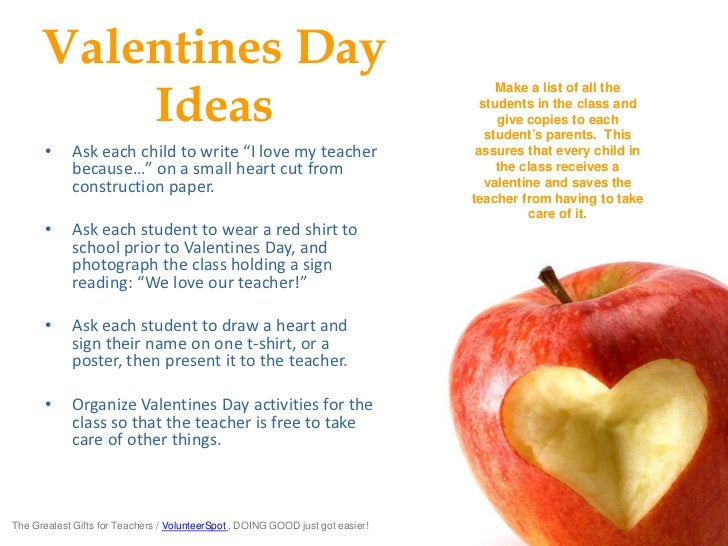 valentines day gift for families - Greatest Gifts For Teachers & Teacher Appreciation Week