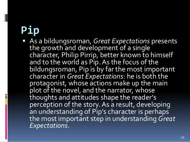 Great expectations essays pip
